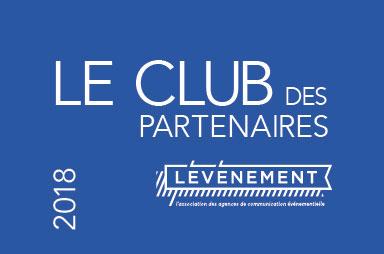 Membre du Club des Partenaires l'événement